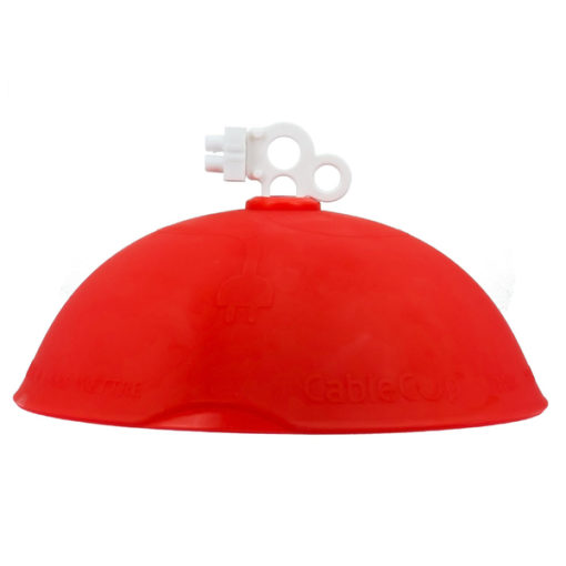 Cablecup Classic Röd   Takkoppen